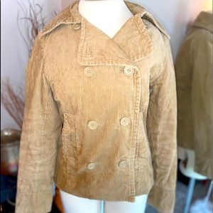 Corduroy Gap Medium Jacket